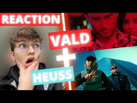 RÉACTION 🤯 !!! VALD + HEUSS L'ENFOIRÉ – GUCCISSIMA & MATRIXÉ