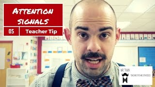 How to get your students to pay attention | Teaching Tip