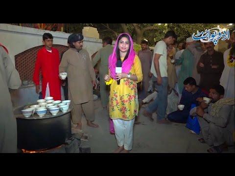 Mela Chiraghan at Shah Hussain Darbar...
