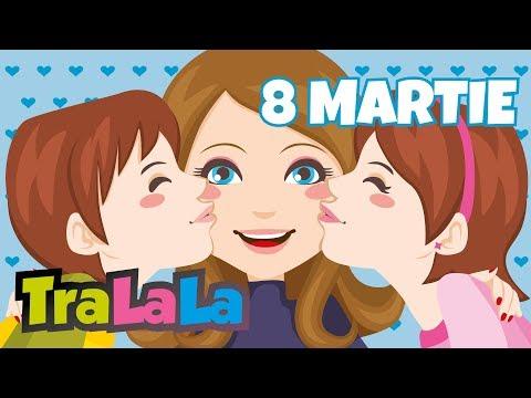 E ziua ta mămico - Colecție cu cântece de 8 Martie | TraLaLa