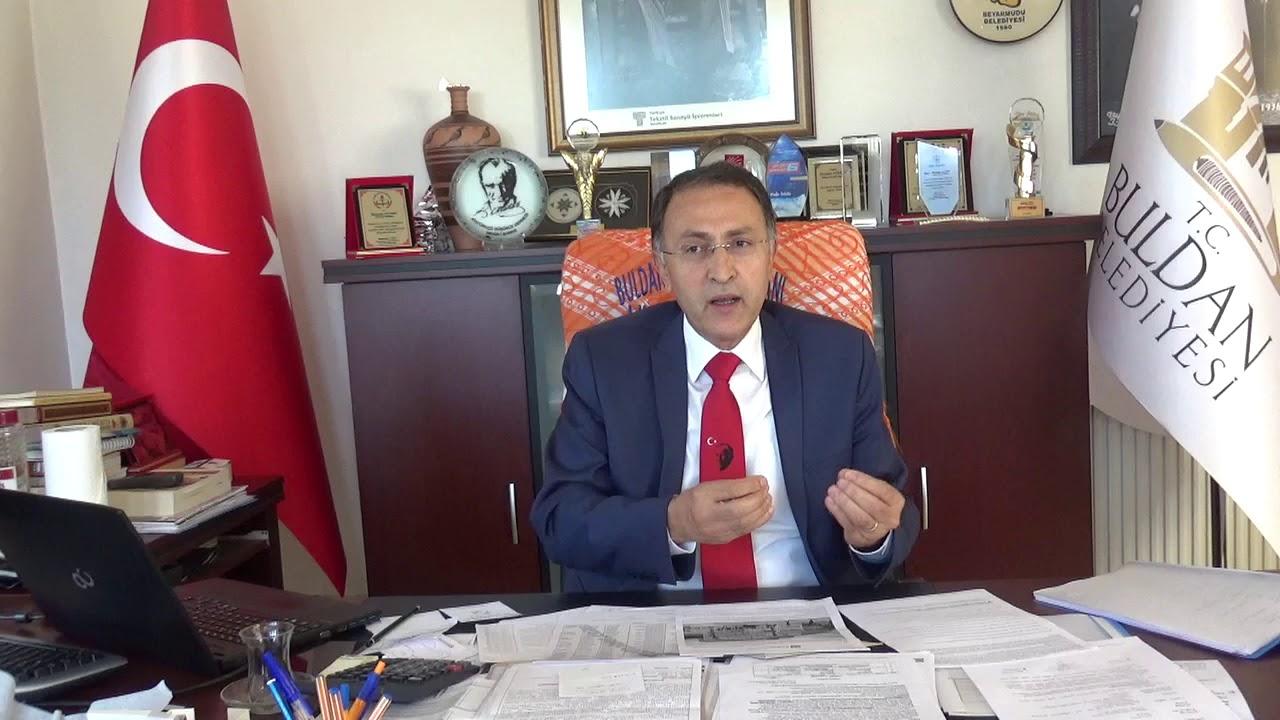Buldan Belediye Başkanı Mustafa Gülbay'ın Otopark Paraları İle İlgili Açıklaması
