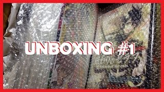 [Unboxing] #1 Package from JAPAN (Anime)