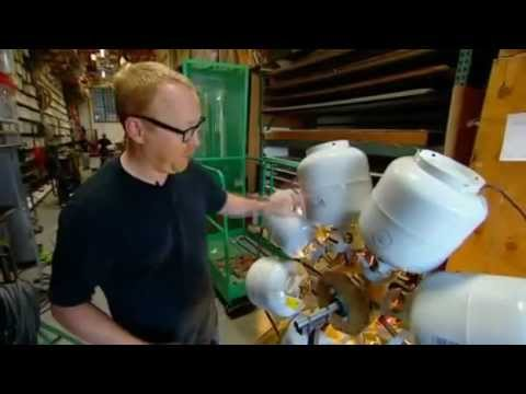"""Mythbusters Free Energy  """"Busted"""""""
