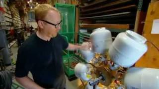 "Mythbusters Free Energy  ""Busted"""