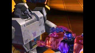 BEAST WARS Megatron Meets G1 Megatron