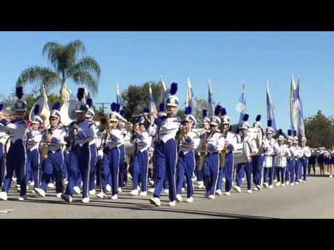 2015 First Avenue Middle School Marching Band & Drill Team