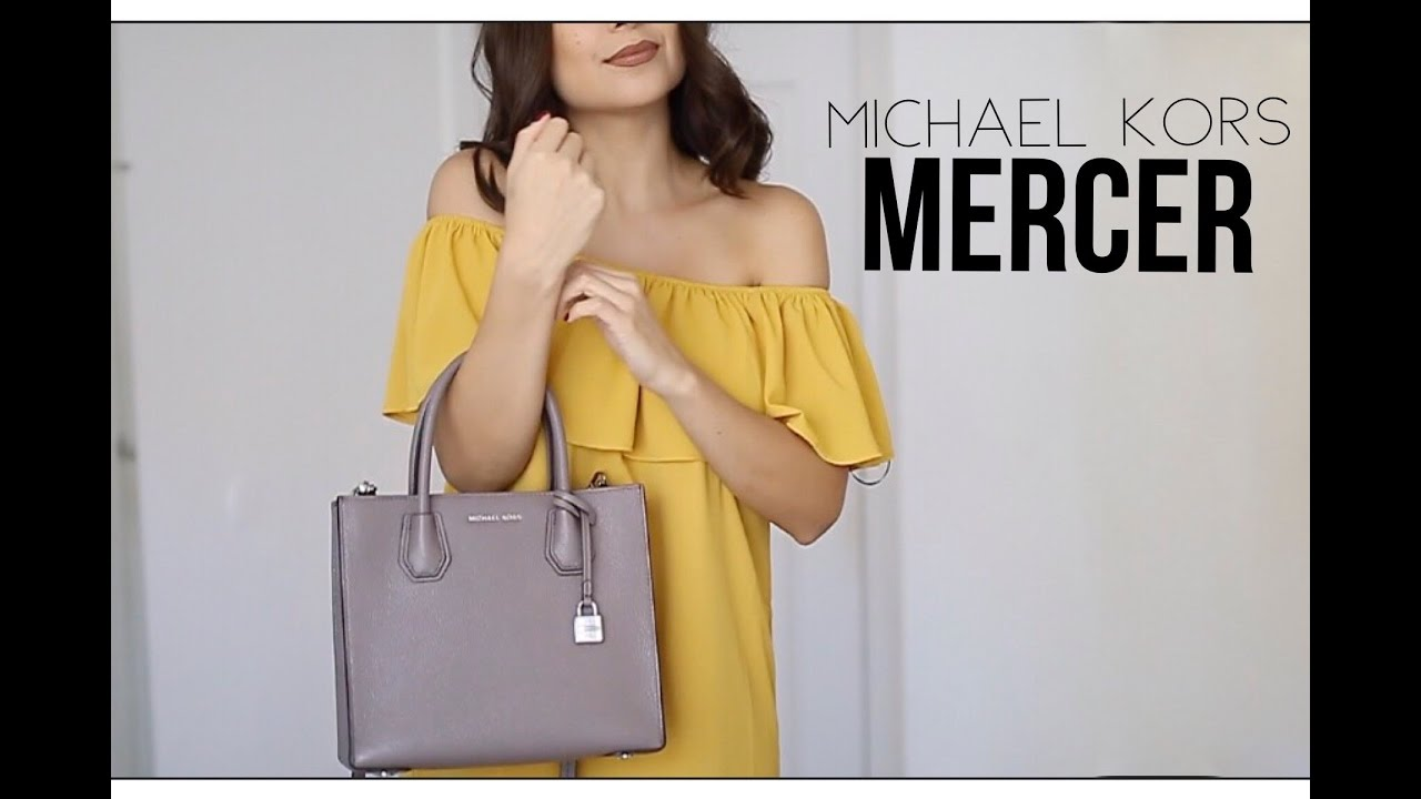 Michael Kors Mercer   Review - YouTube 224b962e30
