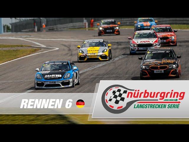 LIVE: Rennen 6 Nürburgring Langstrecken-Serie 2021 (NLS)