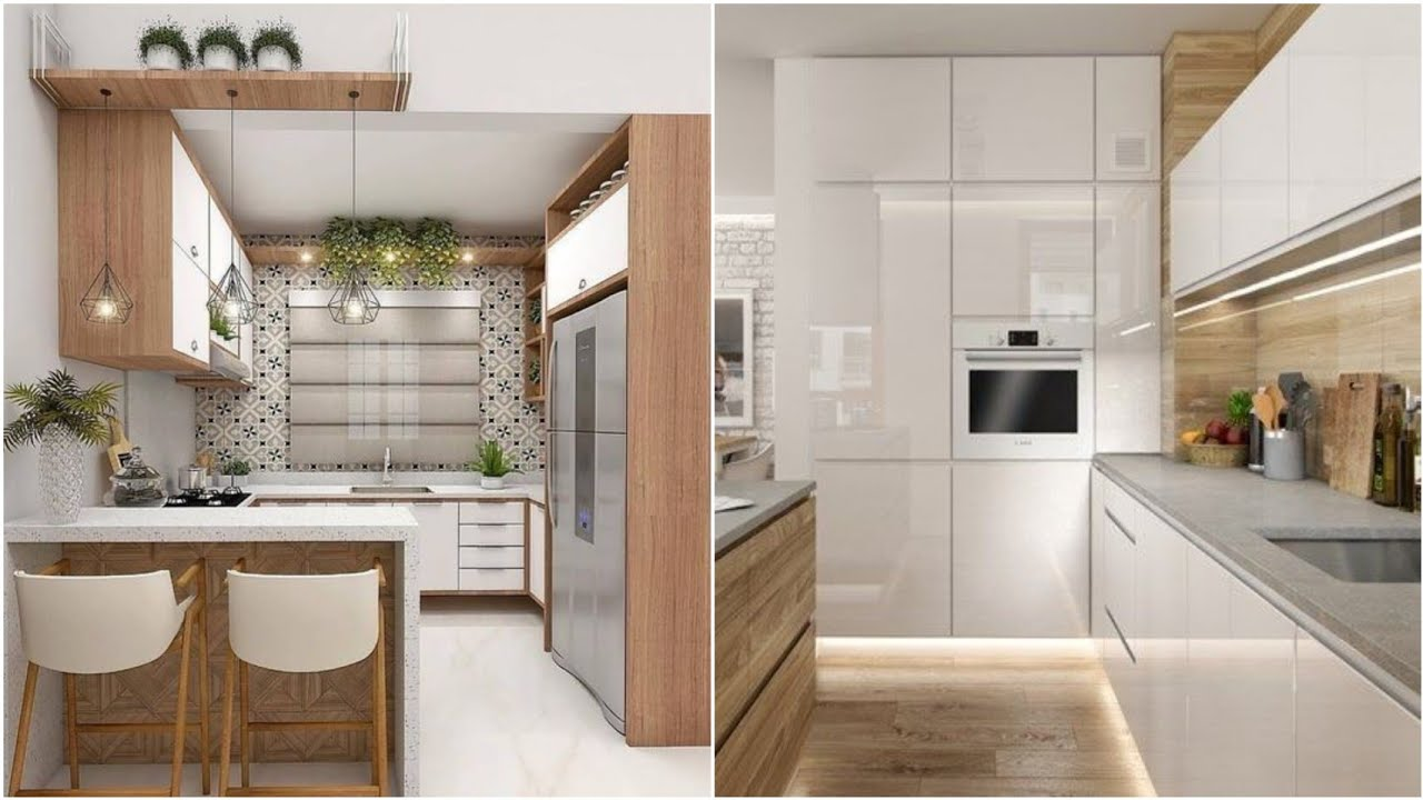 9 Modular kitchen designs 9 Modern kitchen cabinets ideas