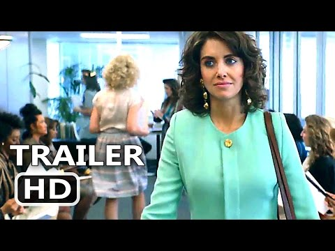 трейлер 2017 - GLOW Official Trailer (2017) Alison Brie Netflix New TV Series HD
