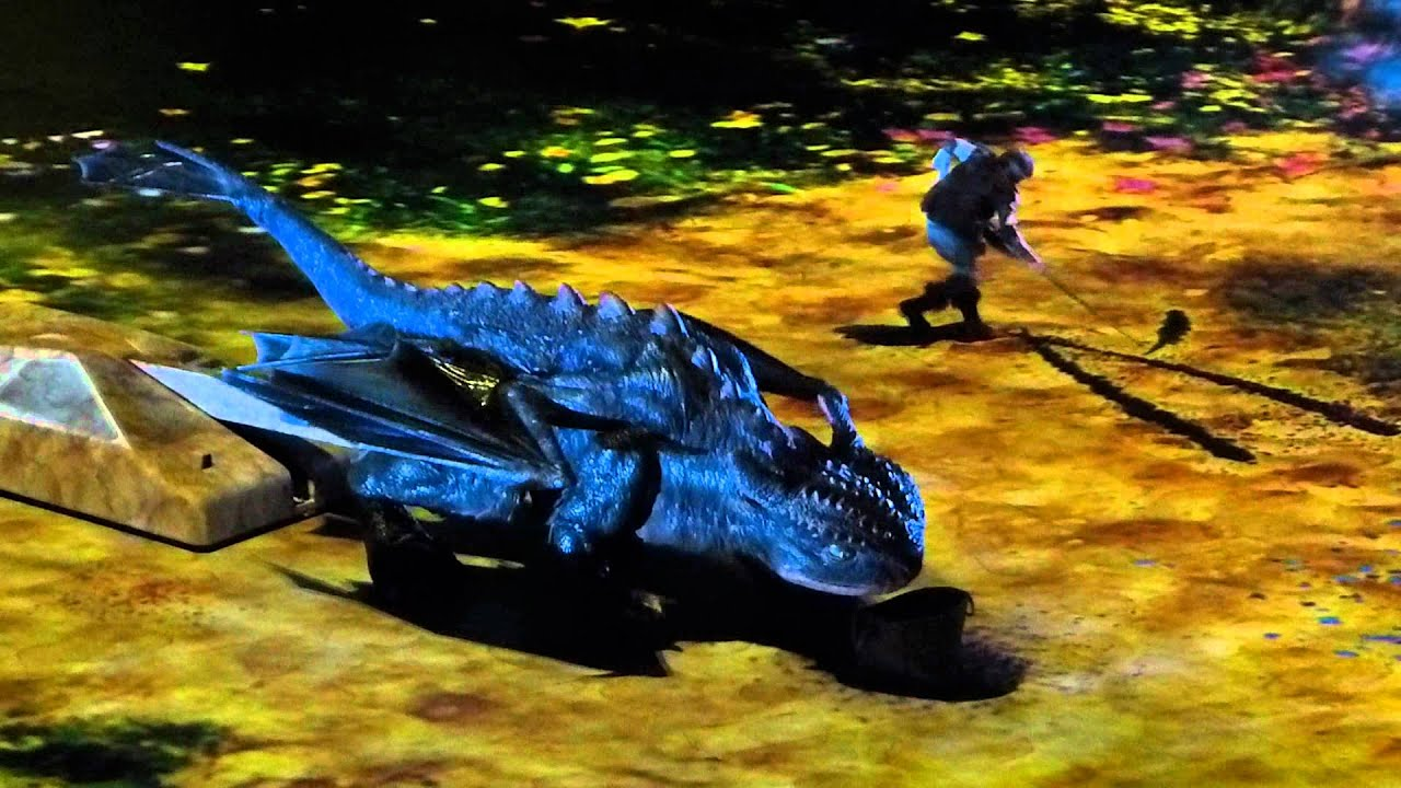 How To Train Your Dragon - Live Show - Auckland - April ...