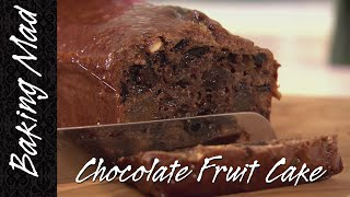 Eric Lanlard's Chocolate Fruit Loaf