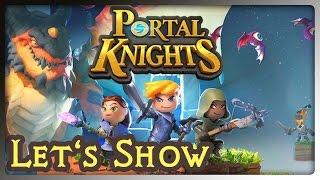 PORTAL KNIGHTS - Let