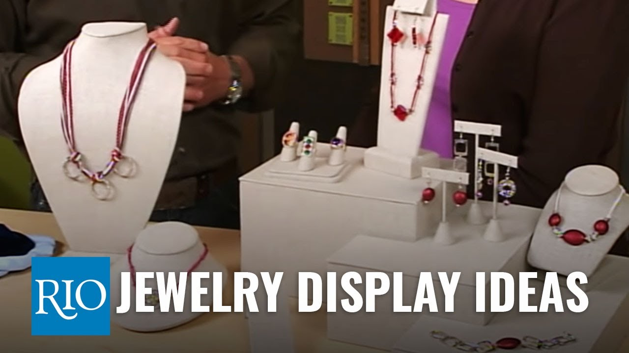 Jewelry Display Ideas Youtube
