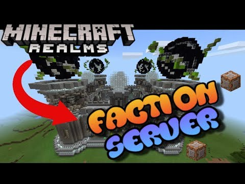 Minecraft: Bedrock Edition - Factions Realm/Server