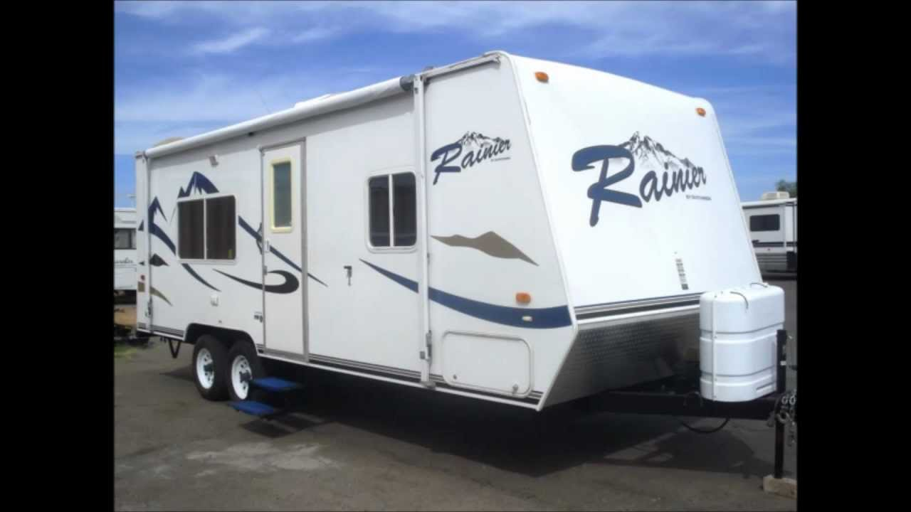 Consignment Sales Travel Trailer