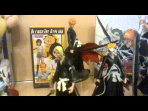 Bleach - Action Figure/Manga Collection - YouTube