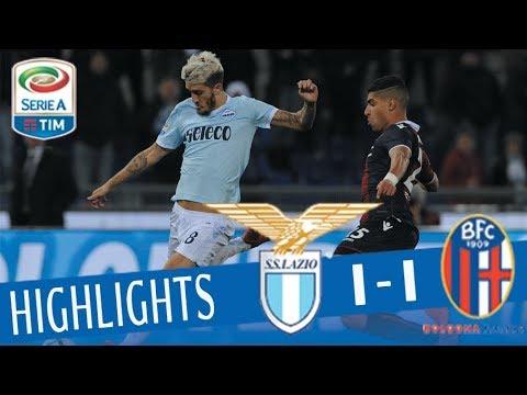 Lazio - Bologna 1-1 - Highlights - Giornata 29 - Serie A TIM 2017/18
