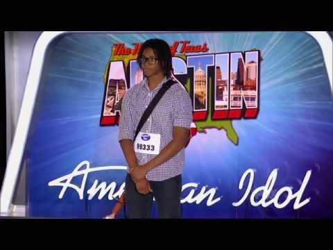 Savion Wright Auditions - AMERICAN IDOL SEASON XIII