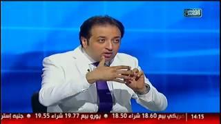 الدكتور   المهارات الحديثة فى عالم التجميل مع د. حاتم السحار