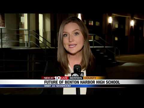 BENTON HARBOR HIGH SCHOOL COMMUNITY SPEAKING OUT