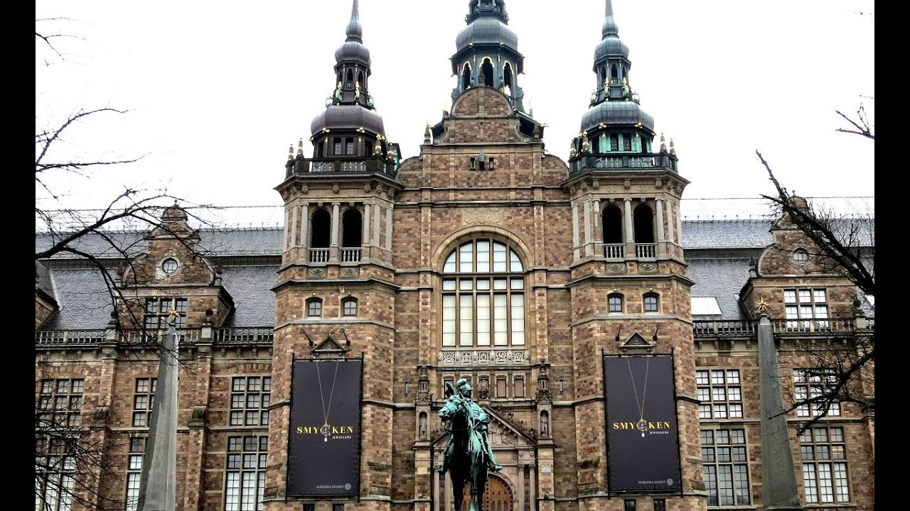 bästa gratis museum stockholm