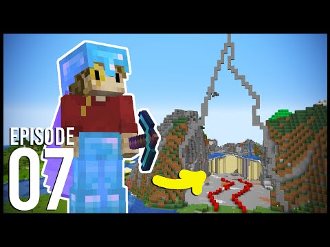 Hermitcraft 8: Episode 7 - STARTING THE CAVE BASE!
