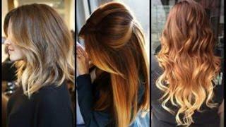 видео Американское мелирование - фото окрашивания на темные и светлые волосы