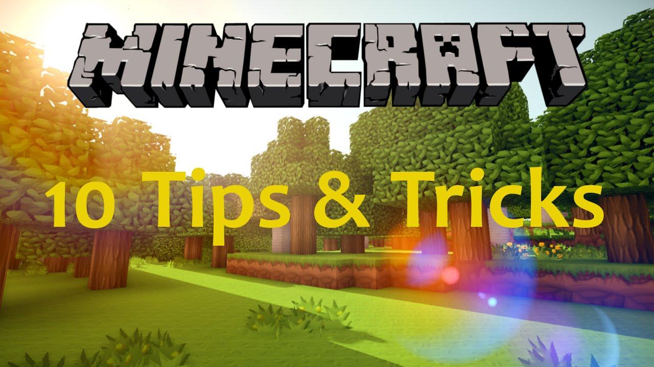 Minecraft Tipps Tricks Minecraft Tutorial GermanDeutsch - Minecraft spieletipps