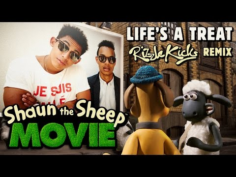 Shaun the Sheep The Movie - Life's A Treat (Rizzle Kicks REMIX)