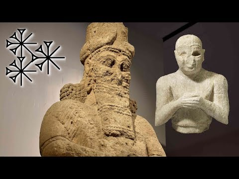Sumerian Mythology - Absolutely Bewildering Mysteries Scholars Run a Mile From (AudioVisual)