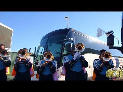 Southern University  (Trombone Section) Solo