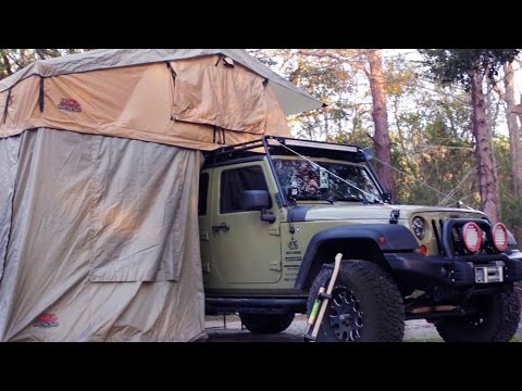 Overland Life - Exploring Charleston SC (Jeep Expedition)