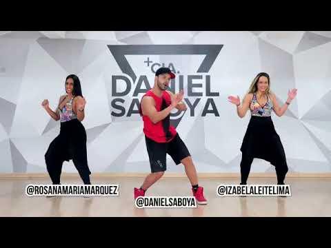 Na Frente do Paredão -  Dani Russo e Lexa - CiaDaniel Saboya Fc Coreografia