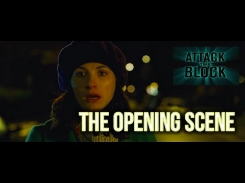 Attack The Block Opening Scene A Key Sequence For Gcse