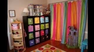 Kids Toy Storage Decor Ideas