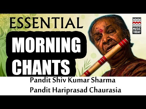 Essential Morning Chants | Audio Jukebox | Vocal | Devotional | Hari Prasad Chaurasia