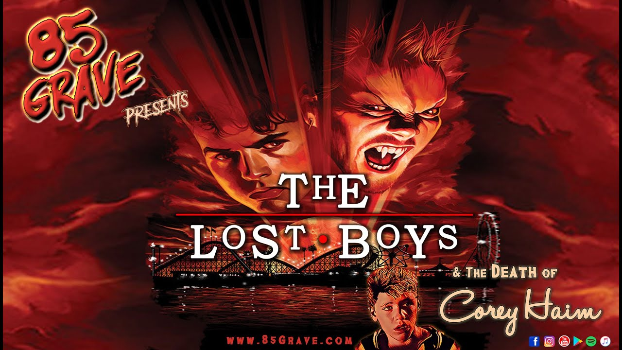 85 Grave Presents The Death of Corey Haim & Death Location. Lost Boys Filming Locations in 2019