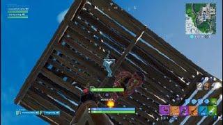 Un gros bug de texture a Tilted! Fortnite