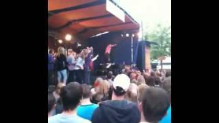 The Pianohouse Koninginnedag 2010 Lichtenvoorde: Ventje zingt Hazes