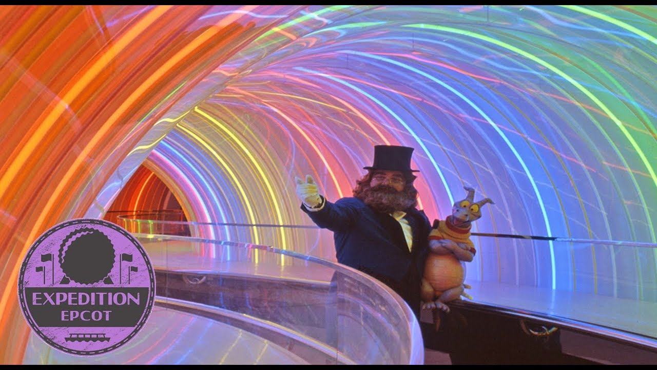 Download The History Of Imageworks   Expedition Epcot (Journey Into Imagination)