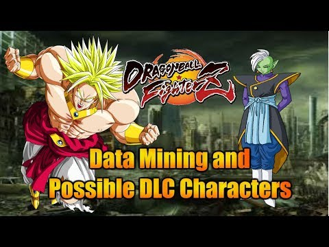 Dragon Ball FighterZ: Data Mining And Possible DLC Characters.