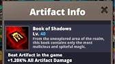 TAP TITANS 2: Artifact Tier List - YouTube