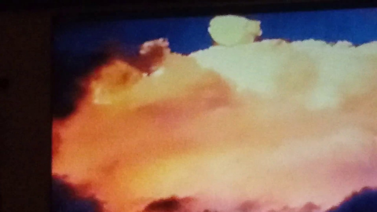 Full Size Planet BURNING in Earth's Atmosphere, ALSO a Planet 10x Bigger coming BEHIND that one. WOW