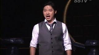 [SSTV] '레베카' 유준상, 영국 신사의 품격 '무대를 장악하는 카리스마'