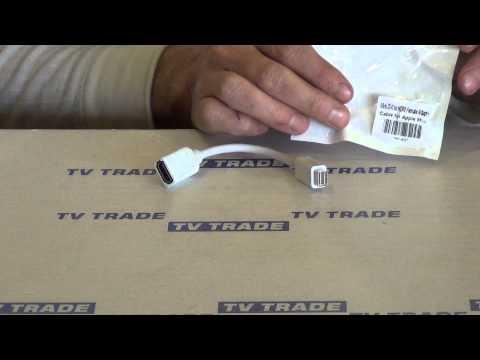 Mini DVI to HDMI Adaptor Cable