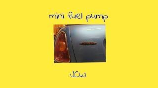 How to Replace MINI Cooper S Fuel Pump / mini cooper s fuel