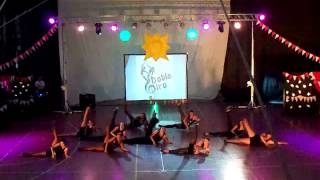 Coreografía de Jazz - Let There Be Love Christina Aguilera -DOBLE GIRO