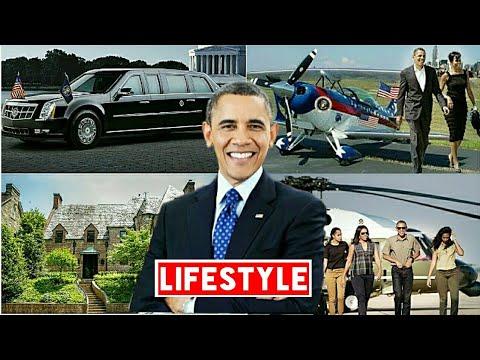 Barack Obama Net worth, Salary, House, Car, Family, Charity & Luxurious Lifestyle