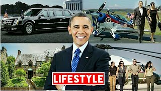 Barack Obama Net worth, Salary, House, Car, Family, Charity & Luxurious Lifestyle